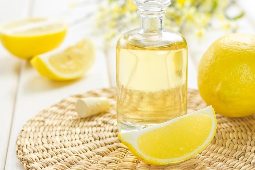 Kozmetik ve dogal guzellikte limon