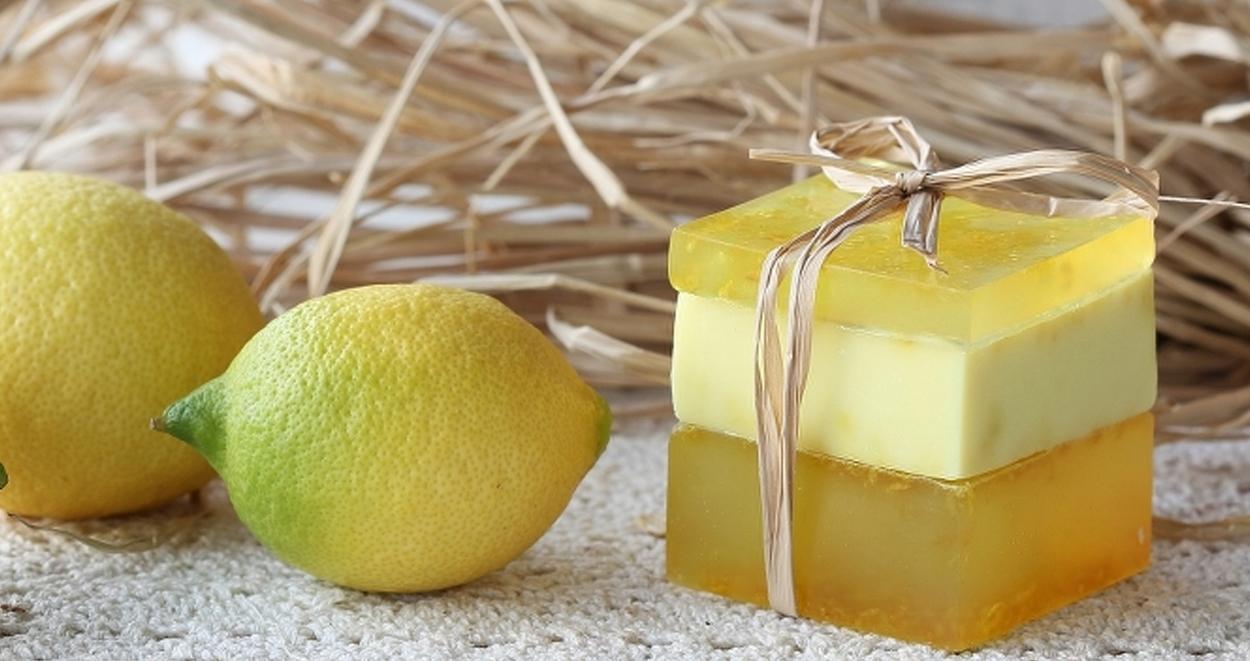Limonlu sabun nasil kullanilir