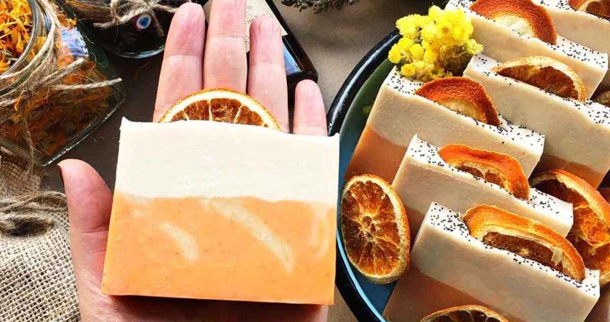 Portakalli Sabunun Faydalari Nelerdir 1