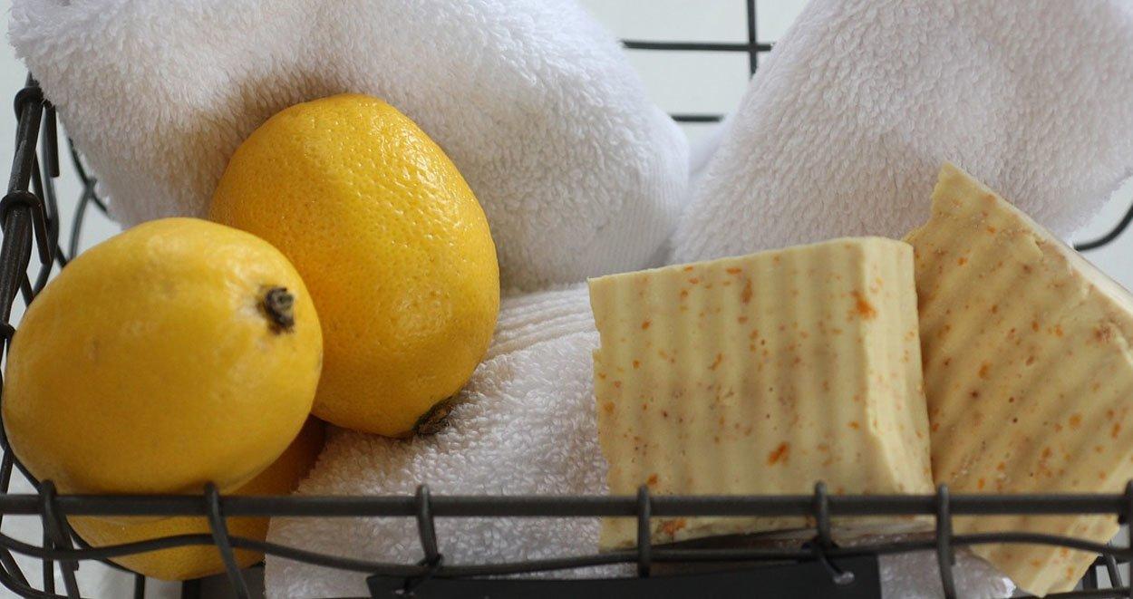 Limonlu sabununun saca  faydasi