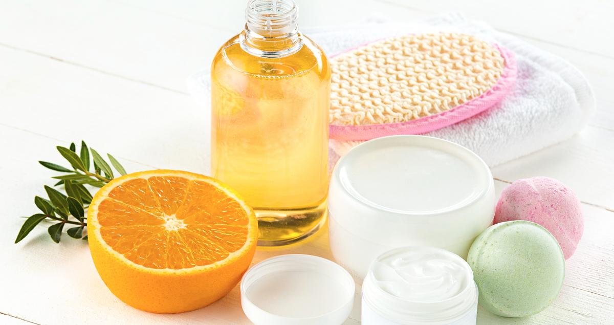 Portakal Yağı
