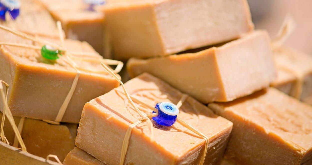 Sarimsakli sabunun cilde  faydasi