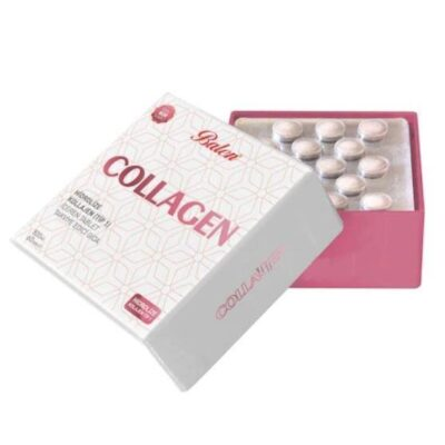 balen collagen hidrolize kollajen  tablet  mg bor ilaveli